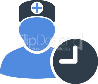 BiColor Smooth Blue--doctor schedule.eps