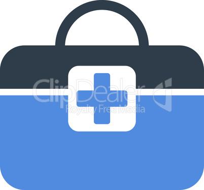 BiColor Smooth Blue--medical kit.eps