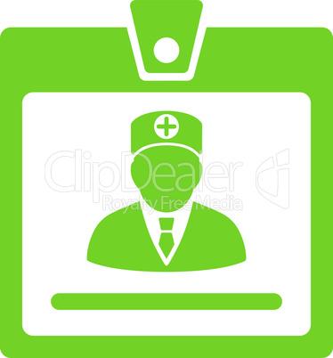 Eco_Green--doctor badge.eps