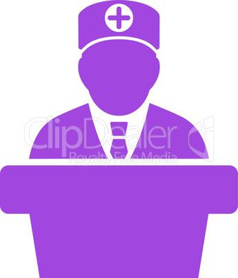 Violet--Medical official lecture.eps