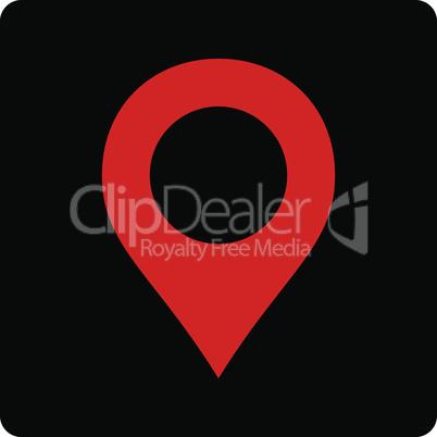 Bicolor Blood-Black--map marker.eps
