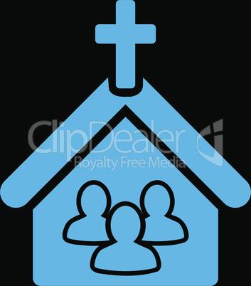 bg-Black Blue--church.eps