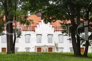 Novi Dvori Castle in Zapresic, Croatia