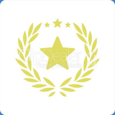 bg-Blue Bicolor Yellow-White--proud.eps