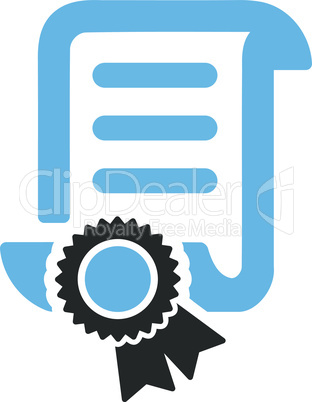 Bicolor Blue-Gray--certified scroll document.eps