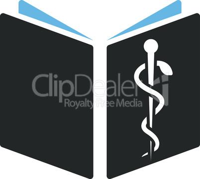 Bicolor Blue-Gray--drug handbook.eps