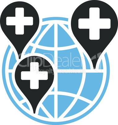 Bicolor Blue-Gray--global clinic company.eps