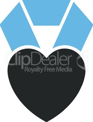 Bicolor Blue-Gray--heart award.eps