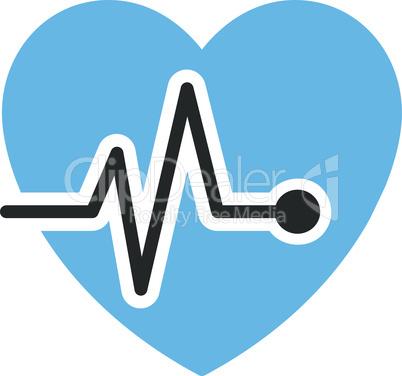 Bicolor Blue-Gray--heart pulse.eps