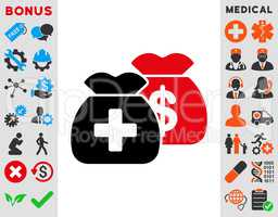 Health Care Funds Icon