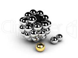 golden sphere leadership conception