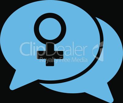bg-Black Blue--female chat.eps