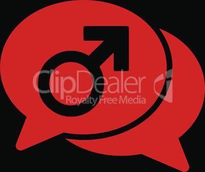 bg-Black Red--male chat.eps