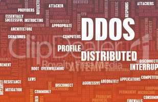 DDOS Distributed Denial of Service Attack
