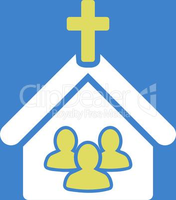 bg-Blue Bicolor Yellow-White--church.eps