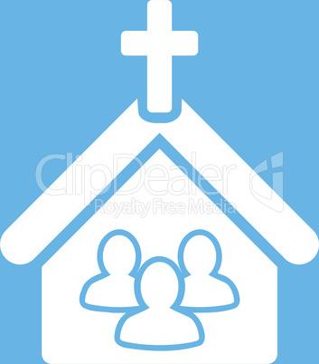 bg-Blue White--church.eps