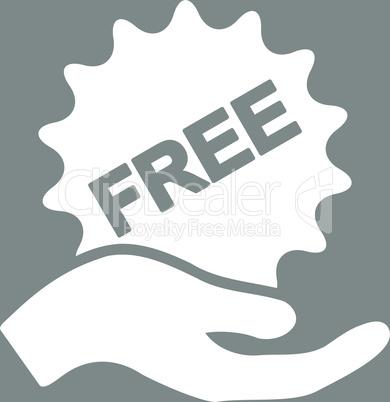 bg-Gray White--free present.eps