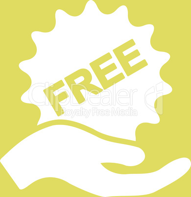 bg-Yellow White--free present.eps
