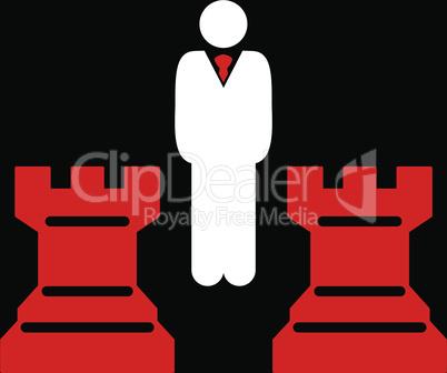 bg-Black Bicolor Red-White--strategy.eps