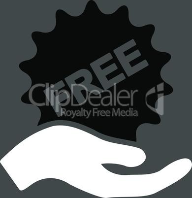 bg-Gray Bicolor Black-White--free present.eps