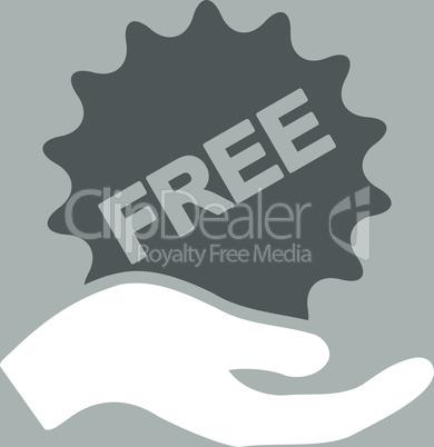 bg-Silver Bicolor Dark_Gray-White--free present.eps