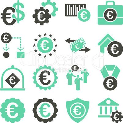Bicolor Grey-Cyan--euro-finances-08.eps