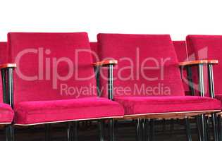 Spectator armchair