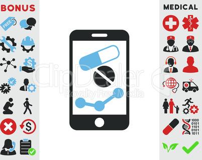 Bicolor Blue-Gray--pharmacy online report.eps