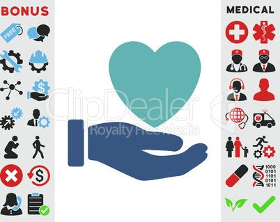 BiColor Cyan-Blue--heart charity.eps