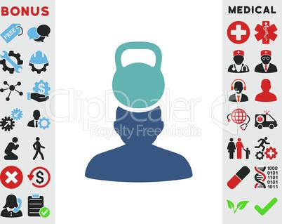 BiColor Cyan-Blue--patient stress.eps