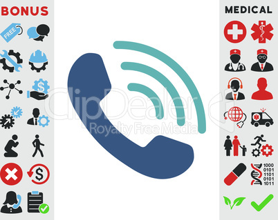BiColor Cyan-Blue--phone call.eps