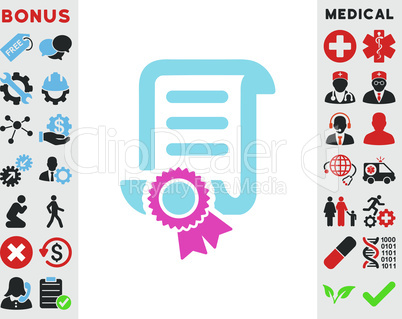BiColor Pink-Blue--certified scroll document.eps