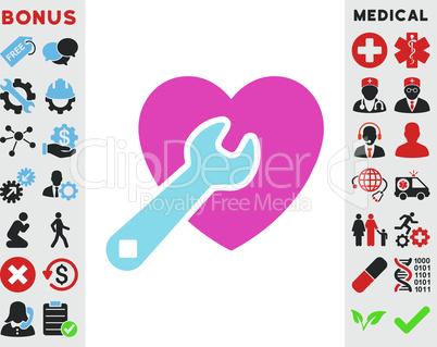 BiColor Pink-Blue--heart repair.eps