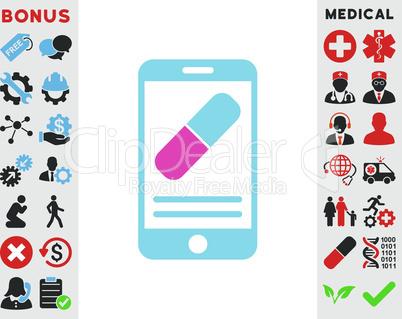 BiColor Pink-Blue--medication online information.eps