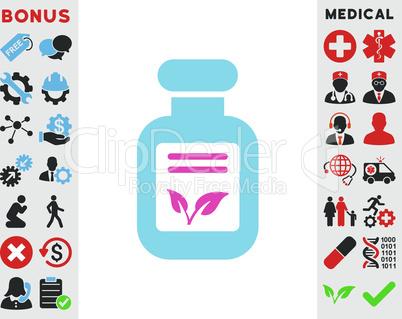 BiColor Pink-Blue--natural drugs.eps
