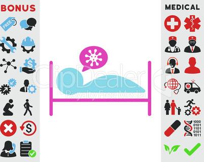 BiColor Pink-Blue--patient bed v2.eps