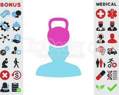 BiColor Pink-Blue--patient stress.eps