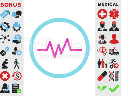 BiColor Pink-Blue--pulse monitoring.eps