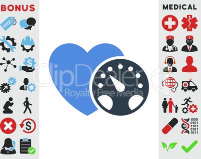 BiColor Smooth Blue--blood pressure meter.eps
