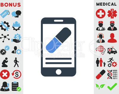 BiColor Smooth Blue--medication online information.eps