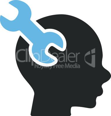 Bicolor Blue-Gray--brain service v2.eps