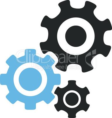 Bicolor Blue-Gray--mechanism.eps
