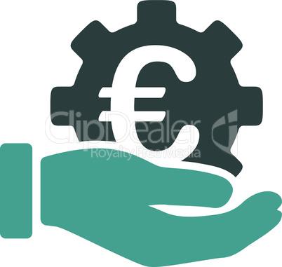 Bicolor Soft Blue--euro development service.eps