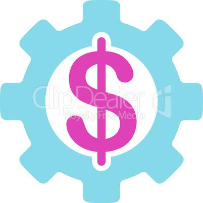 BiColor Pink-Blue--development cost v2.eps