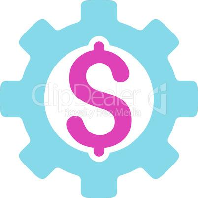 BiColor Pink-Blue--development cost.eps