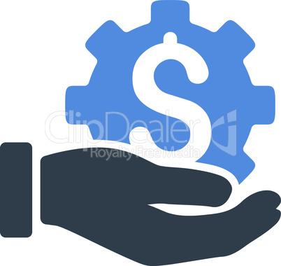BiColor Smooth Blue--development service.eps