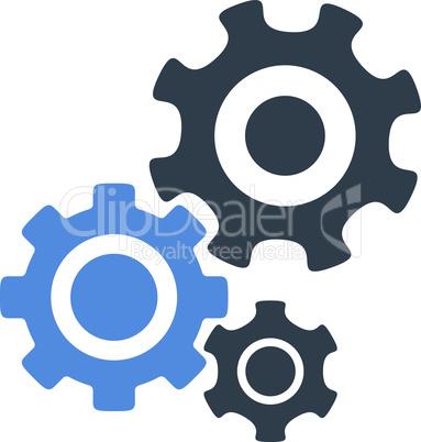 BiColor Smooth Blue--mechanism.eps