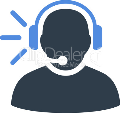 BiColor Smooth Blue--operator message v8.eps