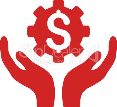 Red--maintenance price.eps