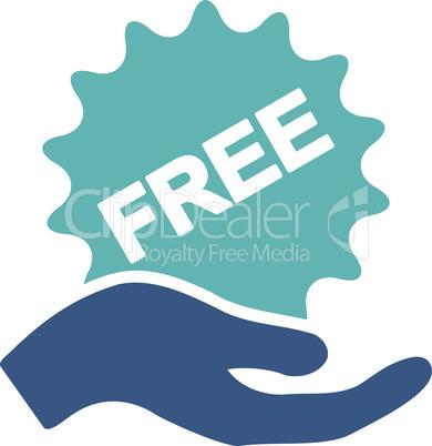 BiColor Cyan-Blue--free present.eps